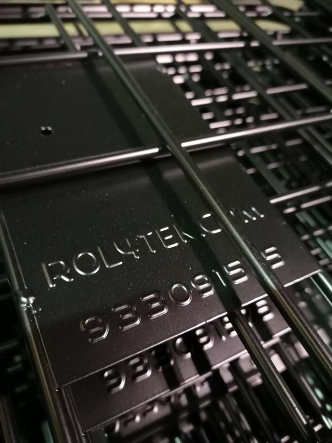 Roll container lavanderia Rol4tek