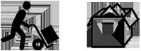Iconos roll container multiusos