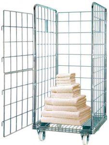 Roll container para lavandería RC 3 tek mini